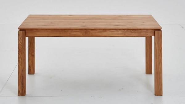 Massivholztisch mit Ausziehfunktion
