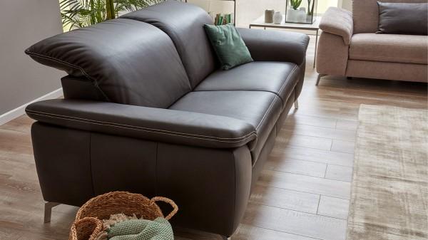 Interliving Sofa Serie 4101 - Zweisitzer 8792 mit Relaxfunktion