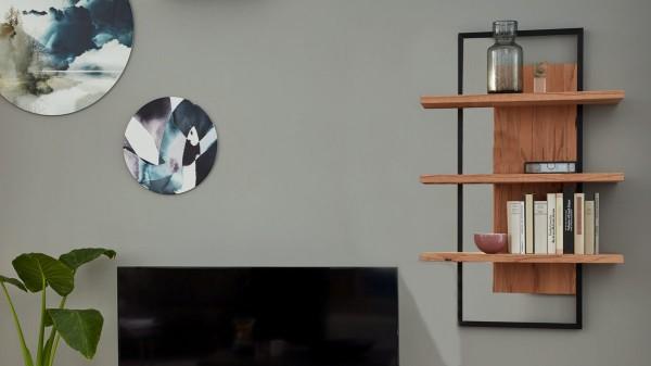 Interliving Wohnzimmer Serie 2005 - Wandregal