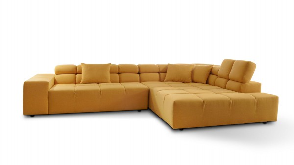 SOFAkultur Lounge-Ecksofa - Ecksofa, Sitzmöbel und Liegemöbel