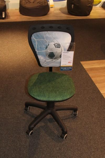 Drehstuhl Ministyle Fußball