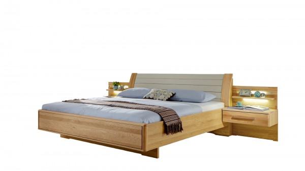 WIEMANN Bettgestell im Futonbett-Stil als Schlafzimmermöbel