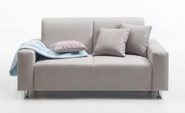 KAWOO 2-Sitzer Julia - Polstermöbel mit Federkern