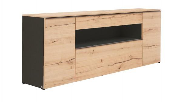 Interliving Wohnzimmer Serie 2103 Sideboard Gleissner