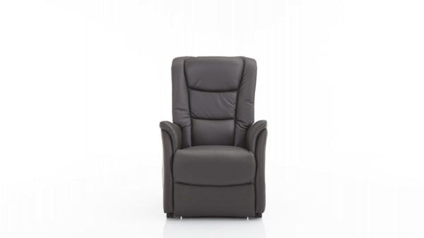 TV-Sessel, ein Polstermöbel mit Federkern