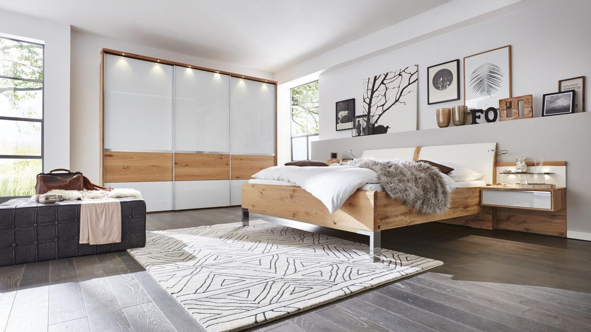 Wiemann schlafzimmer loft allergie kopfkissen for Indische kommoden gunstig