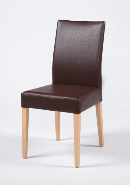 Polsterstuhl, ein Küchenstuhl mit Sitzkomfort