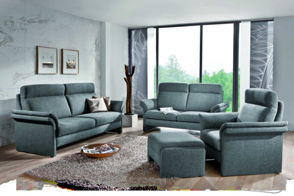 orthoSedis 3-Sitzer, 2-Sitzer und Sessel als Sitzgarnitur mit Stil