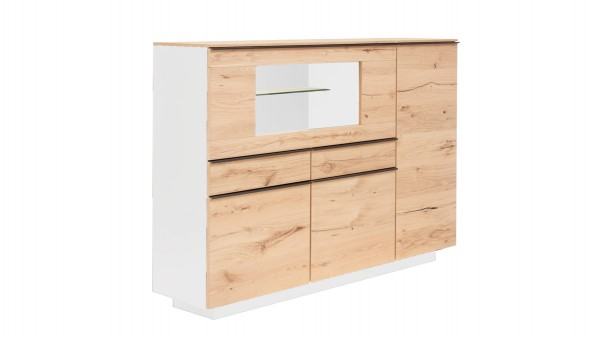 Interliving Wohnzimmer Serie 2103 - Highboard