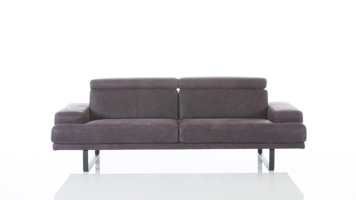 interliving sofa serie 4152 dreisitzer ledercouch glei ner. Black Bedroom Furniture Sets. Home Design Ideas
