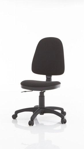 Drehstuhl als Büromöbel mit hohem Sitzkomfort