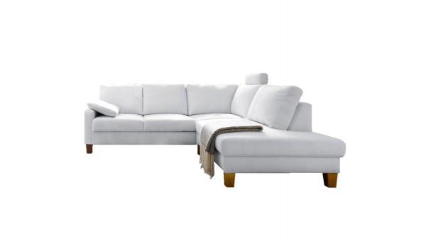 ecksofa als polsterecke mit federkern glei ner. Black Bedroom Furniture Sets. Home Design Ideas