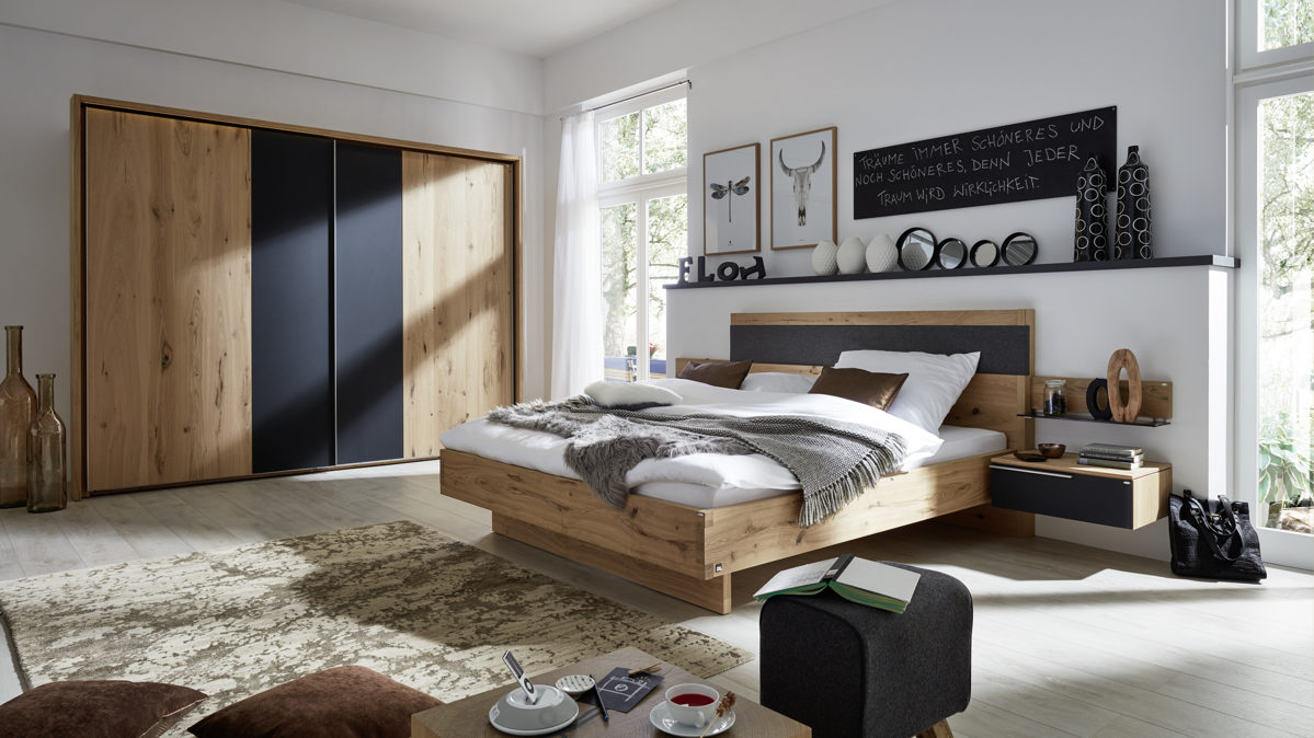 interliving schlafzimmer serie 1004 schlafzimmerkombination glei ner. Black Bedroom Furniture Sets. Home Design Ideas