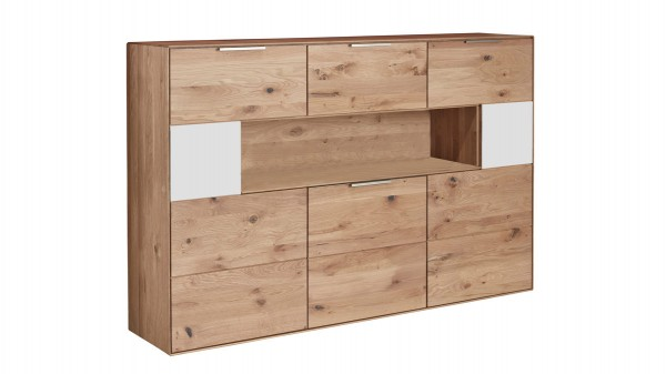 Interliving Wohnzimmer Serie 2005 - Highboard