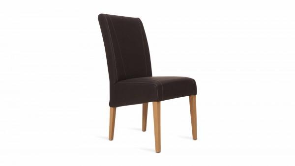 Polsterstuhl, ein pflegeleichtes Sitzmöbel