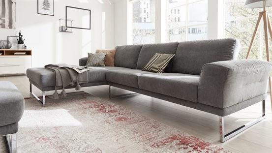 Interliving Sofa Serie 4102 - Ecksofa