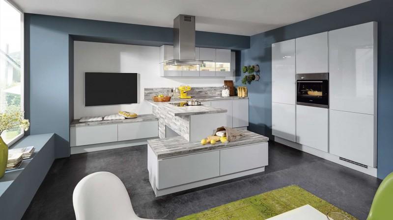 Moderne Küchen Beim Großen Küchen Spezialisten Gleißner