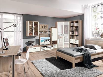 m bel f r babyzimmer und jugendzimmer kaufen glei ner. Black Bedroom Furniture Sets. Home Design Ideas