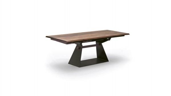 Massivholz-Auszugtisch