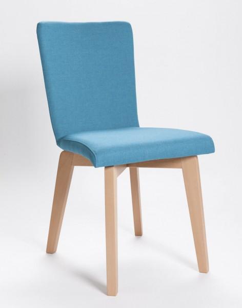 Polsterstuhl bzw. Esszimmerstuhl mit hohem Sitzkomfort