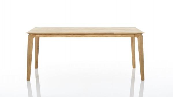 Esstisch bzw. Massivholztisch aus Eichenholz