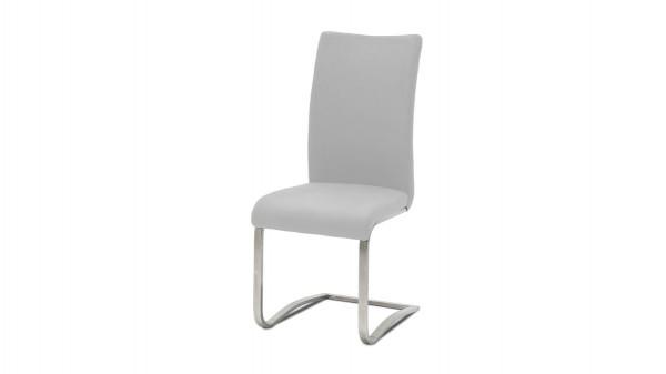 Leder-Schwingstuhl als edles Sitzmöbel