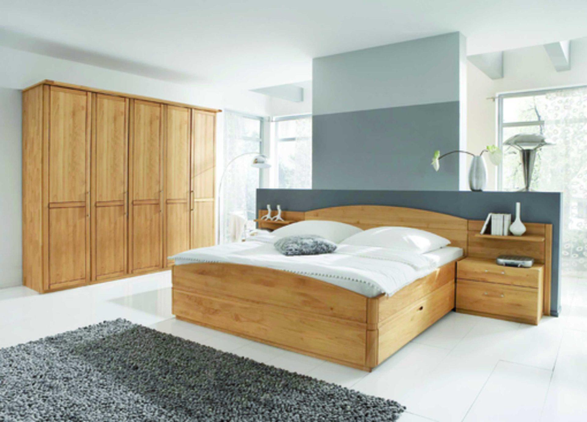 Loddenkemper Massivholz Schlafzimmermöbel | Gleißner
