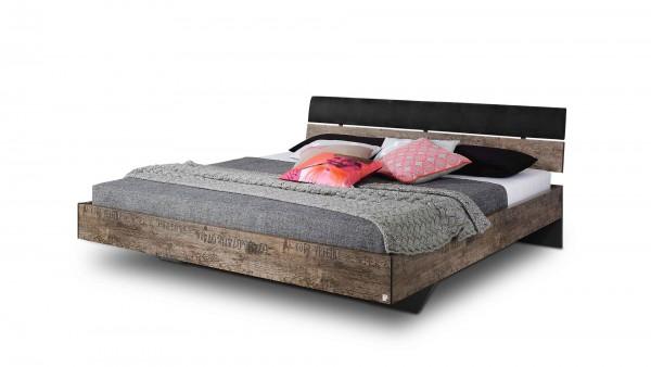 rauch SELECT Doppelbettgestell für Loft-Style im Schlafzimmer