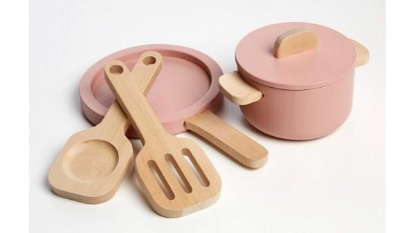 FLEXA Kinder-Küche Kochgeschirr