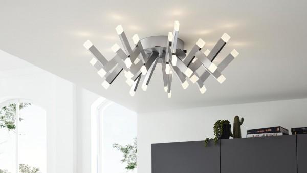 Interliving Leuchten Serie 9328 - LED - Deckenleuchte groß